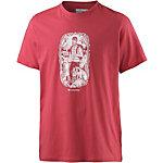 Columbia Ward Ridge T-Shirt Herren rot