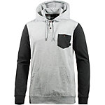 Quiksilver Guitar Magic Hoodie Herren grau/anthrazit
