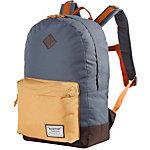 Burton KETTLE PACK Daypack blau/gelb