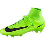 Nike MERCURIAL VICTORY VI DF FG Fußballschuhe Herren neongrün/schwarz