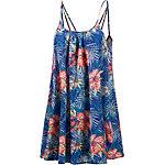 Roxy Windy Fly Away Print Dress Minikleid Damen royal/koralle/jade