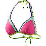 Beachlife Bikini Oberteil Damen fuchsia