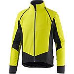 Löffler Milano Fahrradjacke Herren gelb/schwarz