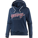 Tommy Hilfiger Sweatshirt Damen dunkelblau/rot