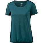 VENICE BEACH Riala T-Shirt Damen dunkelgrün/melange