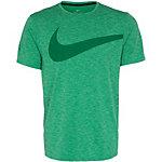 Nike Breathe Funktionsshirt Herren grün / dunkelgrün