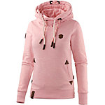 Naketano Reorder VII Sweatshirt Damen rosa melange