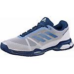 adidas barricade club Multifunktionsschuhe Herren weiß/blau