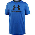 Under Armour HeatGear Sportstyle T-Shirt Herren blau
