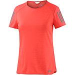 adidas Response Laufshirt Damen koralle