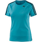 adidas D2M T-Shirt Damen petrol