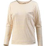 O'NEILL Jacks Base Langarmshirt Damen beige/weiß