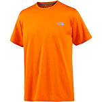 The North Face Reaxion Amp Crew Funktionsshirt Herren orange