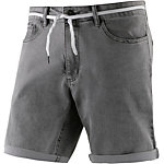 iriedaily Slim Shot2 Jeansshorts Herren grey denim
