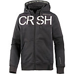 Crosshatch Sweatjacke Herren anthrazit