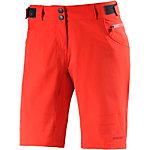 Ziener Carlyn X-Function Bike Shorts Damen rot