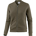 Only Sweatjacke Damen oliv