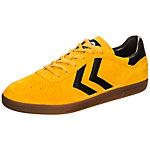 hummel Victory Sneaker Herren gelb / schwarz