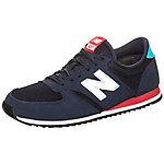NEW BALANCE U420-NST-D Sneaker Herren dunkelblau / rot