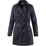 Only Trenchcoat Damen dunkelblau