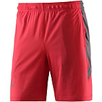 Under Armour HeatGear Raid Funktionsshorts Herren rot