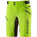 Ziener Ciro X-Function Bike Shorts Herren grün/schwarz