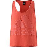 adidas IMAGE Tanktop Damen koralle