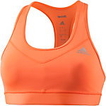 adidas Techfit Sport-BH Damen orange