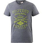 Protest T-Shirt Jungen navy