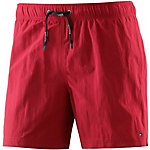 Tommy Hilfiger Solid Badeshorts Herren apple red