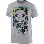 Oakley Surf Printshirt Herren grau