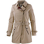Khujo Trenchcoat Damen beige
