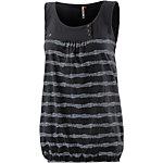 Ragwear Tanktop Damen schwarz/weiß