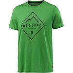 SCOTT Casual 30 Printshirt Herren grün