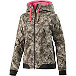 Gore Power Trail Fahrradjacke Damen camouflage