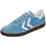 hummel Victory Sneaker Herren hellblau / weiß