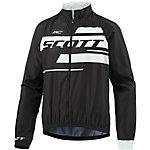 SCOTT RC Team 10 WB Fahrradjacke Herren schwarz/weiß