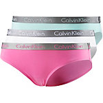Calvin Klein Slip Damen rosa/weiß/hellblau