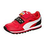 PUMA ST Runner Sesame Street Elmo Sneaker Kinder rot / weiß / schwarz