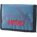 Nitro Snowboards Wallet Geldbeutel blau