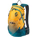 SCOTT Trail Rocket FR`12 Fahrradrucksack gelb/blau