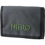 Nitro Snowboards Wallet Geldbeutel schwarz
