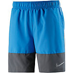 Nike Funktionsshorts Jungen blau/grau