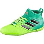 adidas ACE 17.3 IN J Fußballschuhe Kinder neongrün