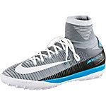 Nike MERCURIALX PROXIMO II TF Fußballschuhe Herren grau/weiß