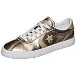 CONVERSE Cons Breakpoint Metallic Sneaker Damen gold / weiß