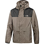The North Face Mountain 1985 Seasonal Celebration Windbreaker Herren braun/schwarz