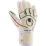 Uhlsport ELIMINATOR COMFORT HN Torwarthandschuhe Herren white/black/red