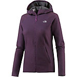 The North Face Tasaina Sweatjacke Damen lila
