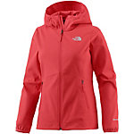 The North Face Nimble Softshelljacke Damen koralle